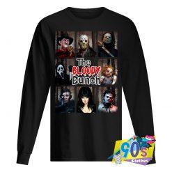 The Bloody Bunch Horror Sweatshirt