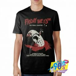 The Final Chapter Horror Movie T shirt