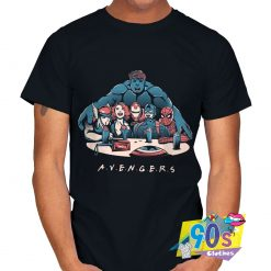Avengers Friends Graphic T shirt