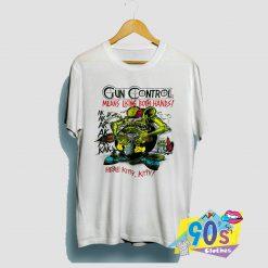 Fink Gun Control Using Both Hands T Shirt