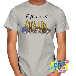 Funny Fries With Friends T shirt