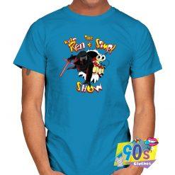 Funny K. Ren Stimpy Show Exclusive T shirt