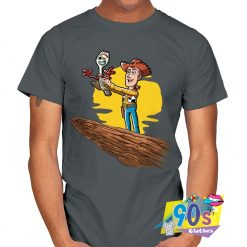 Funny The Not a Toy King T shirt