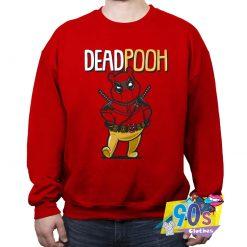 Funny Winni Deadpooh Graphic Sweatshirt