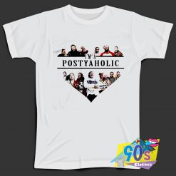 I'm A Postyaholic Post Malone Heart T Shirt