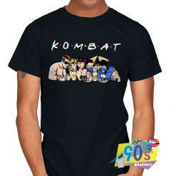 Kombat Friends Custom Design T shirt