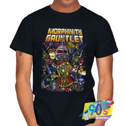 Morphinity Gauntlet Custom DesignT shirt