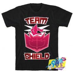 Team Shield Gaming T Shirt