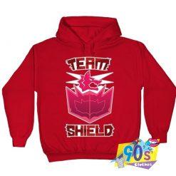 Team Shield Sword Custom Hoodie
