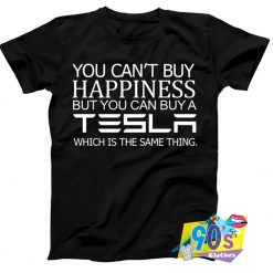 Tesla Which Is The Same Thing T Shirt