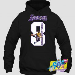 Top Lakers 8 Forever A Legend Hoodie