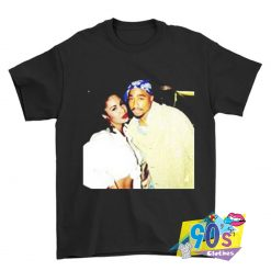 Tupac and Selena Quintanilla T Shirt