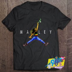 Bob Marley Jump High T Shirt