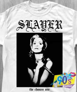 Buffy the Vampire Slayer Graphic T Shirt