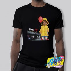 Chucky Georgie Denbrough Holding Balloon T Shirt