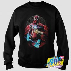 Deadpool Thanos Infinity Gauntlet Sweatshirt