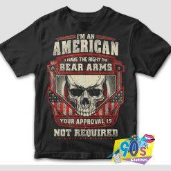 Gun Control Right To Bear Arms T Shirt