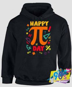Happy Pi Day Celebration Hoodie
