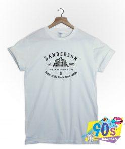 Hocus Pocus Sanderson Home Tumblr T Shirt