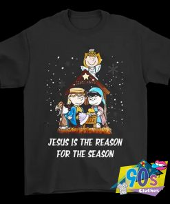 Jesus Is The Reason For The Season Snoopy T Shirt