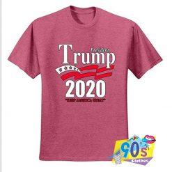 Keep America Great President Trump T Shirt