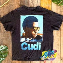 Kid Cudi Vintage Rap T Shirt