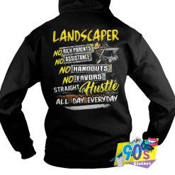 Landscaper Straight Hustle Hoodie