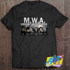M.W.A. The Worlds Most Dangerous T Shirt