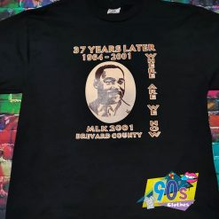 Martin Luther King Jr Memorial T Shirt