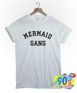 Mermaid Gang Cute Tumblr Graphic T Shirt
