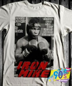 Mike Tyson Get Punched in The Face T Shirt