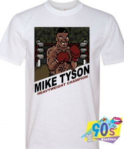 Mike Tyson Heavyweight Chapion T Shirt