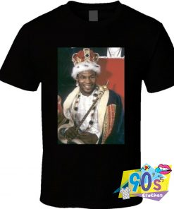 Mike Tyson King Retro Boxer T Shirt