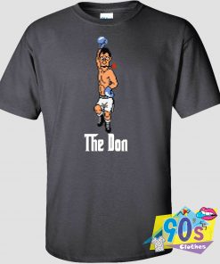Mike Tysons The Don Flamenco T Shirt