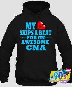 My Skips a Beat For An Awesome Art Hoodie