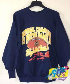 Notre Dame Irish National Champions Sweatshirt