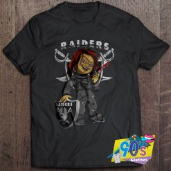 Oakland Raiders X Chucky T Shirt