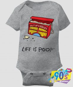Out of Cookies Baby Onesie