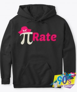 Pi Rate Party Day Hoodie