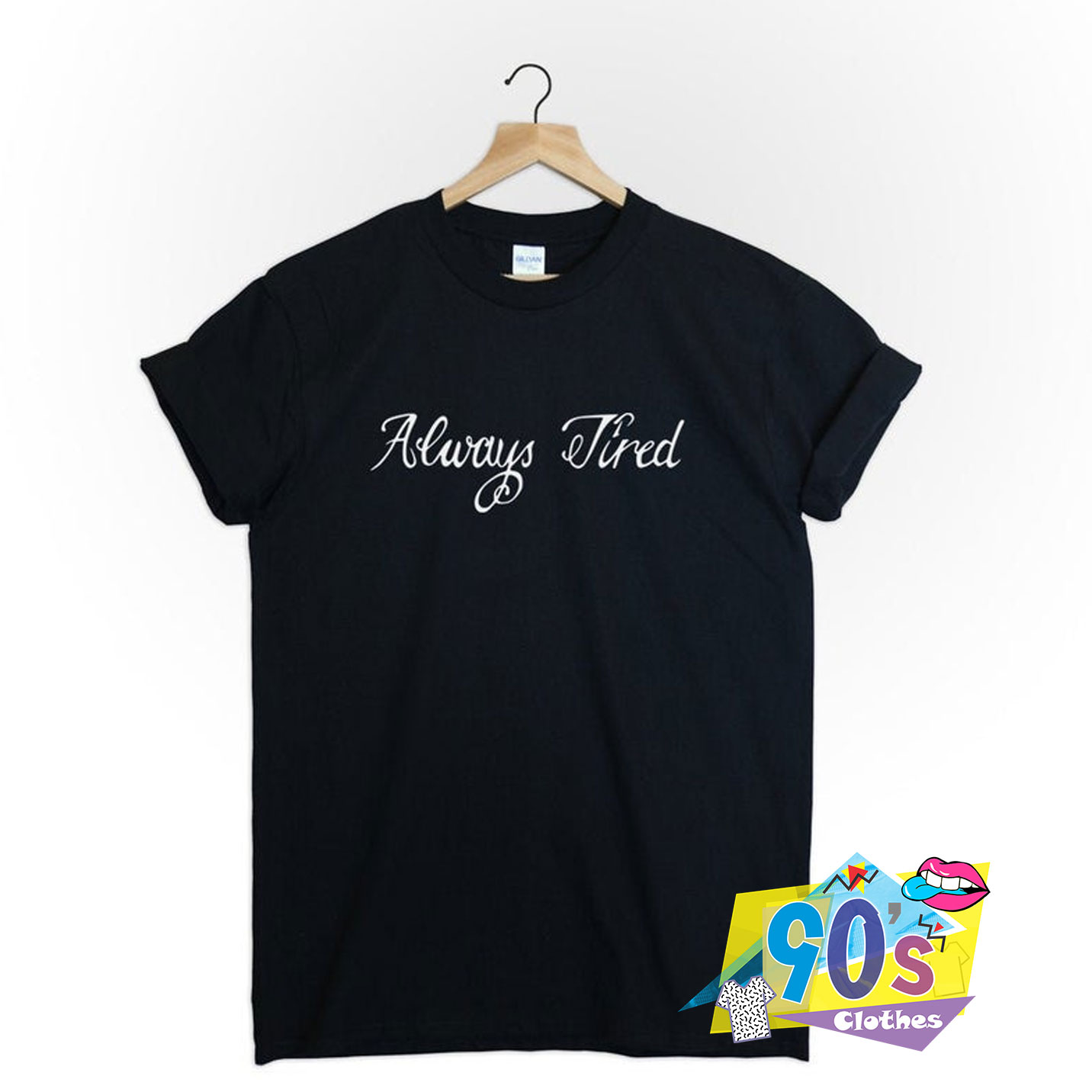 Post Malone Cute: Post Malone Always Tired Cute Graphic T Shirt