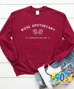 Rose Apothecary St Patricks Day Sweatshirt
