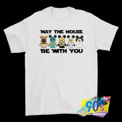 Star Wars May The Mouse Be With You T Shirt