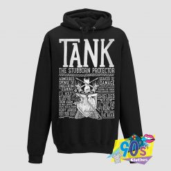 TANK The Stubborn Protector Warcraft Hoodie