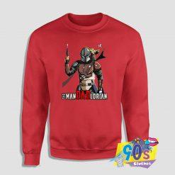 The Mandalorian Dads Sweatshirt