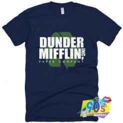 The Office Dunder Mifflin Recycle Vintage T Shirt