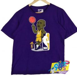 Tribute Kobe Bryant LA Lakers Vintage T Shirt