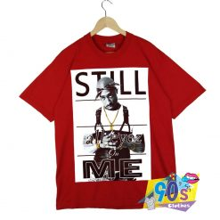 Tupac Shakur Still All Eyez Vintage T Shirt