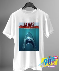 VIntage Jaws Movie Poster T Shirt