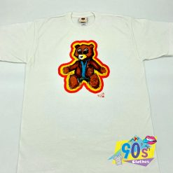 VIntage Kanye West Dropout Bear Sketch T Shirt