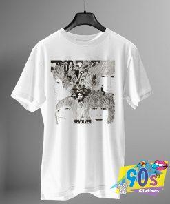 Vintage Beatles Revolver Album Art T Shirt